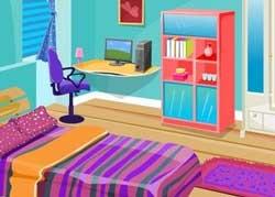 Giochi di pulizia game for Decora la stanza delle winx