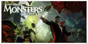 Universali Monsters online